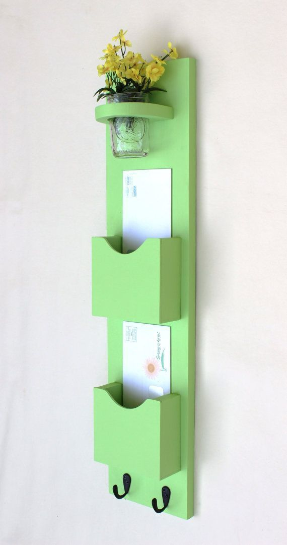 Best 25+ Mail and key holder ideas on Pinterest | Key rack, Wooden ...