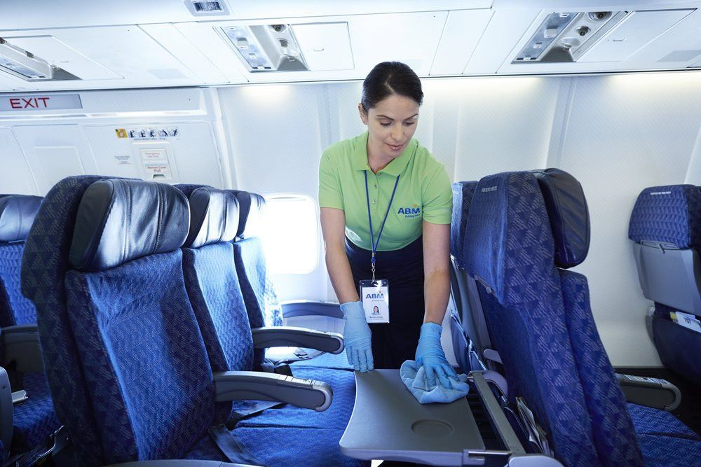 Airline Cleaning Services – Aviation