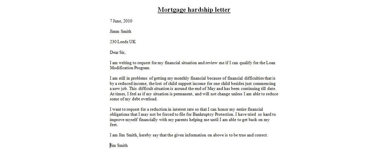 form n sample hardship letterpdf. sample hardship letter. rma ...