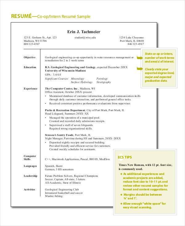 Free Engineering Resume Templates - 49+ Free Word, PDF Documents ...
