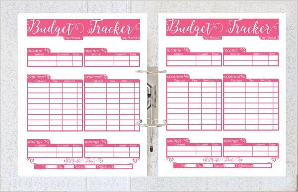5+ Daily Budget Planner Templates - Free Sample, Example, Format ...