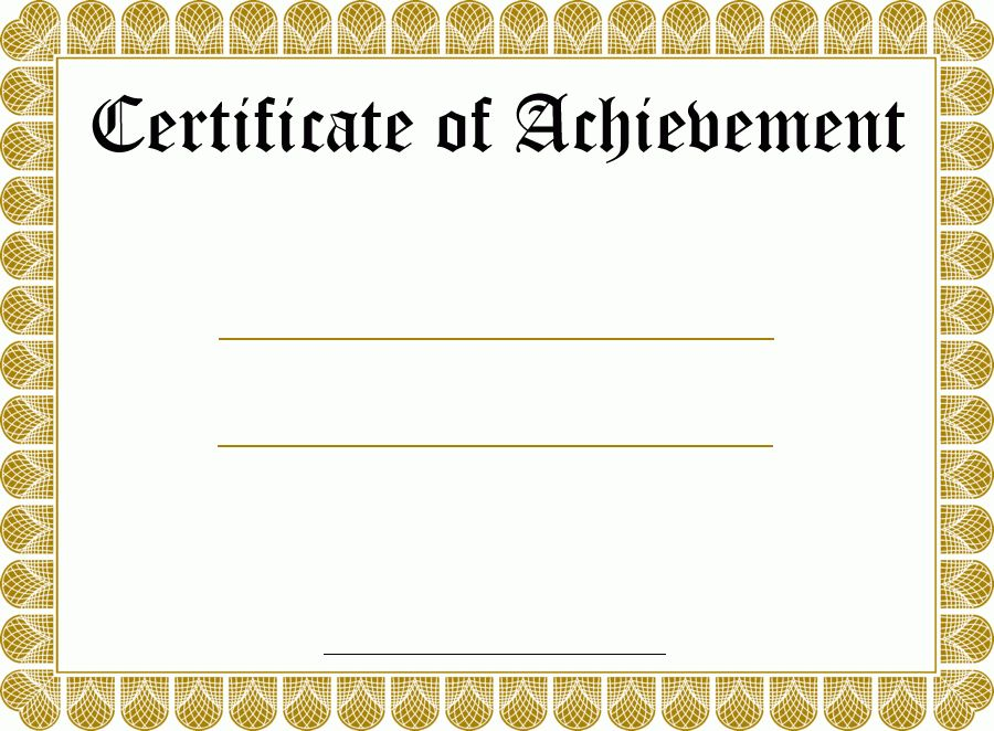 free-template-for-certificate-blank