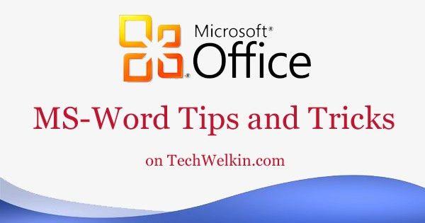 Type ° Degree Symbol in MS Word, HTML, Unicode