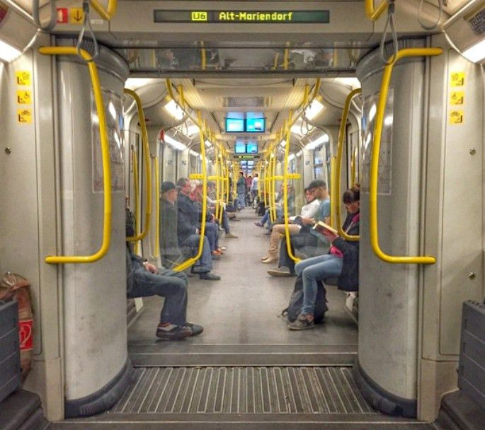 Mapping World Cities That Already Have Open Gangway Subway Trains ...