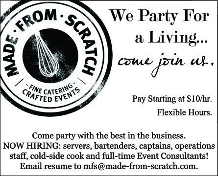 Come Party With Us! We're Hiring. Columbus, Ohio Catering Jobs ...