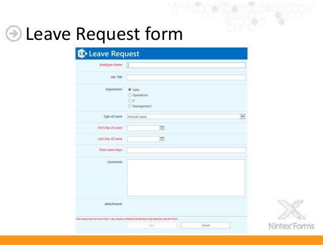 Nintex Forms 2013