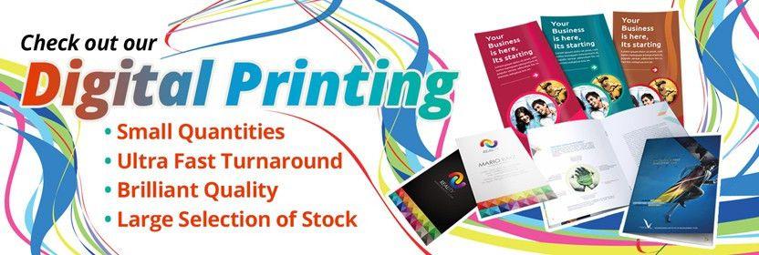 Color brochure printing, business cards, postcards, calendars ...