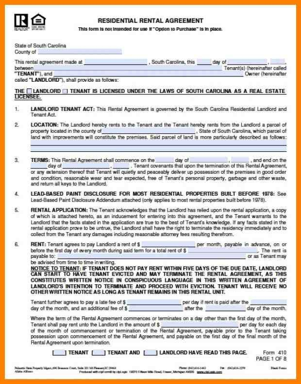 6+ downloadable residential lease agreement | resigning letter