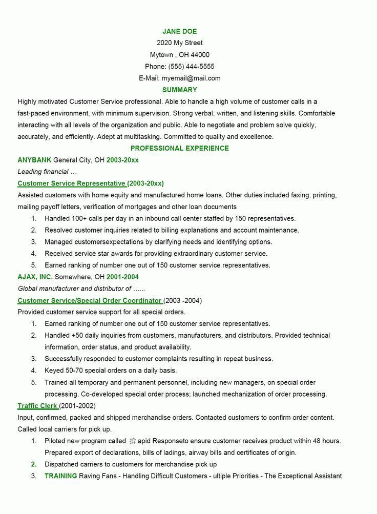 Top 50 Resume Objectives. resume for a librarian in an academic ...