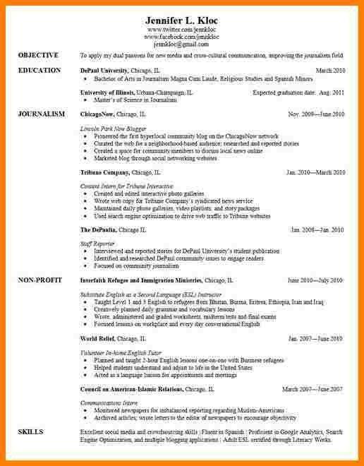 Resume For Graduate School Template. Resume For Graduate School ...