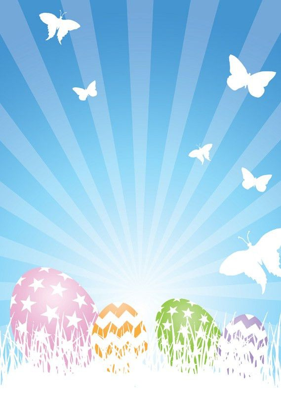 Easter | Free Poster Templates & Backgrounds