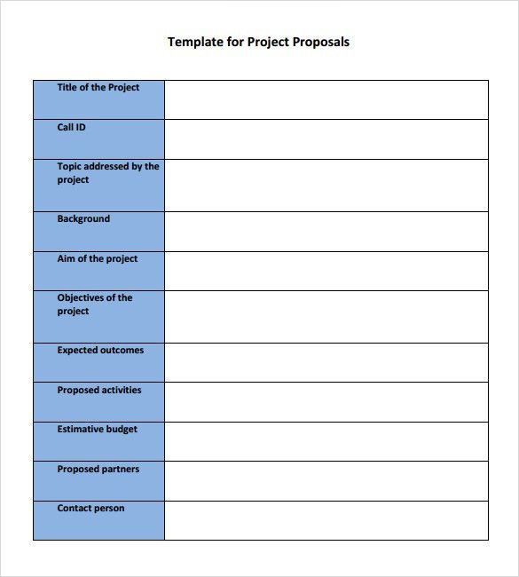 Proposal Templates. Business Proposal Templates Proposal Templates ...