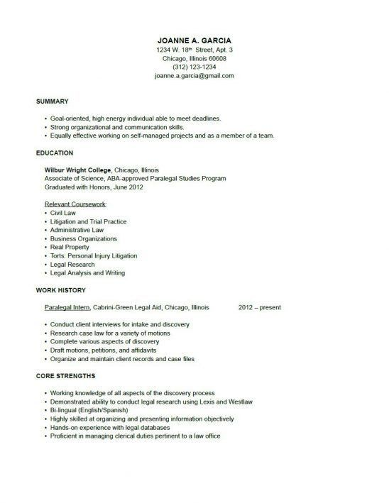 Extraordinary Paralegal Resume Objective 2 Template Legal ...