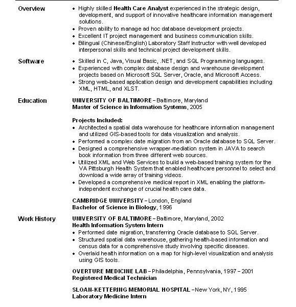 Data Warehouse Resume Format. intricate sql resume 6 sql developer ...