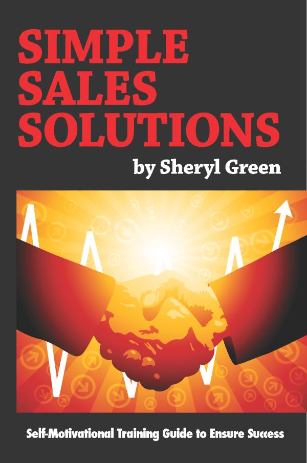 Book Cover and Book Production: Simple Sales Solutions - Tony Cecala