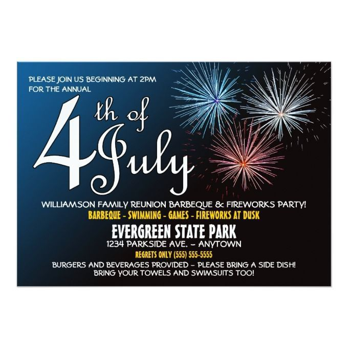 1494 best Reunion Party Invitations images on Pinterest | Party ...