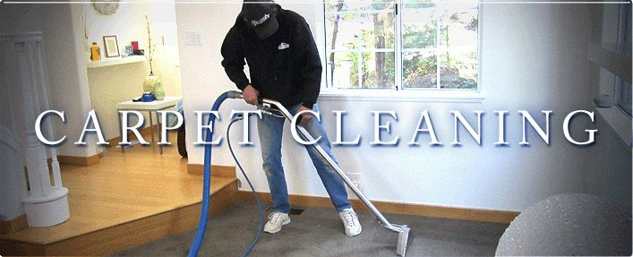 Carpet Cleaning Services - Arrowhead Home Services