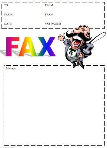10 seriously funny faxes - MetroFax Blog