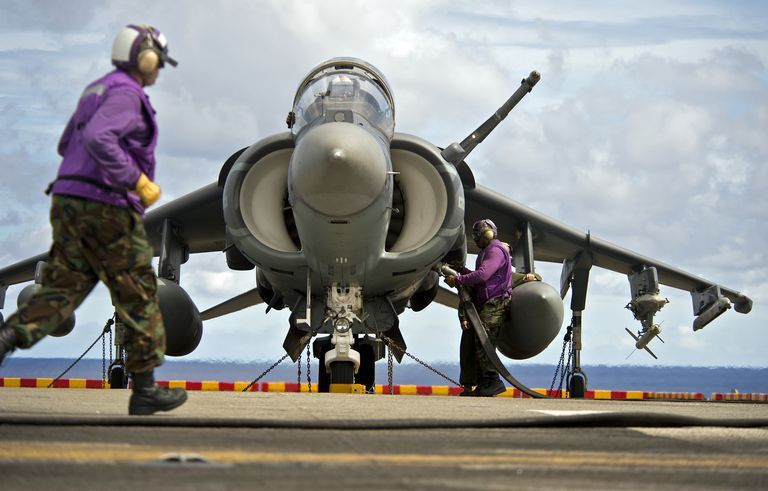Aviation Boatswain's Mate - Fuels (ABF)