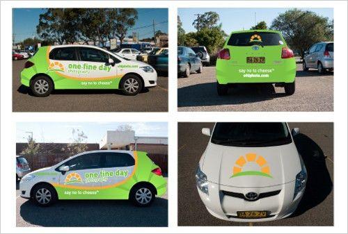 Car Wrap Vehicle Design - Custom Car Wraps | JUST™ Creative