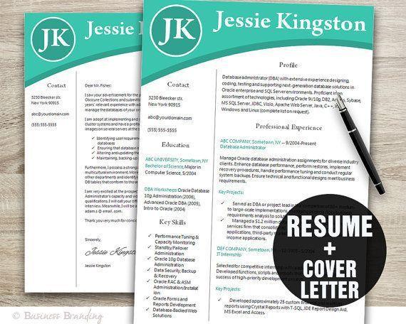 11 best Resume images on Pinterest   Letter templates, Resume ...