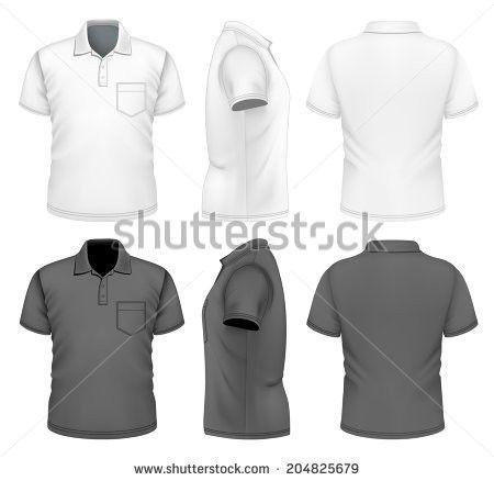 Mans T Shirt Pocket Stock Vector 272610179 - Shutterstock