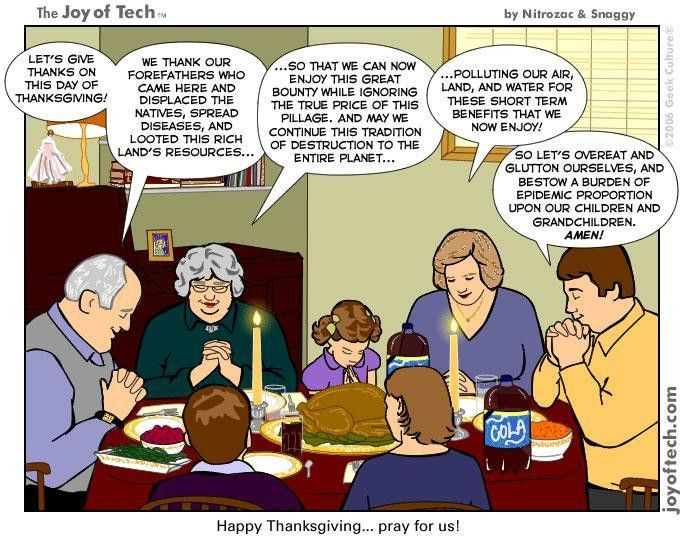 Everyday Sociology Blog: Giving Thanks?