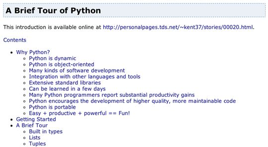 Getting a grip on Python: six ways to learn online | Ars Technica