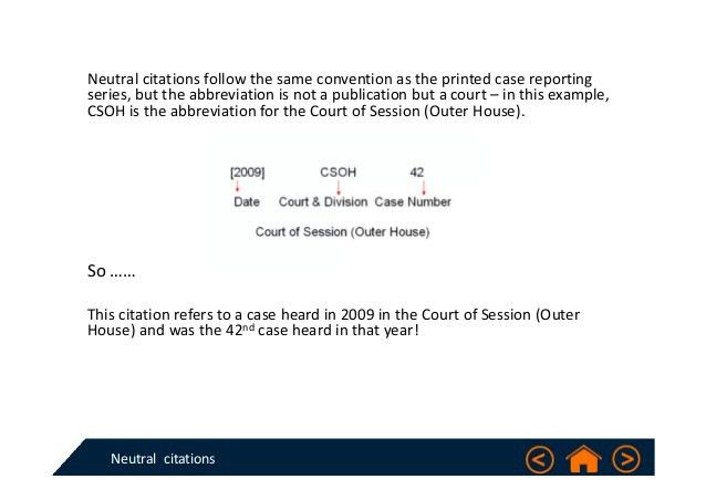 Understanding legal citations and abbreviations - Knowledge Base