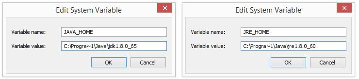 Setting the JAVA_HOME Variable in Windows - Atlassian Documentation