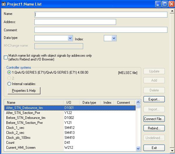 TIP # 88 - Using GX IEC Developer Global Variables in E1000 HMI ...