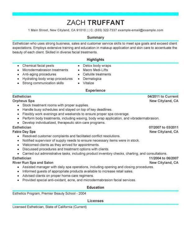 Resume : Resume Online Builder Resumes