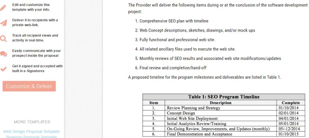 10 Sample SEO Proposal Templates & SEO Sales Pitch Decks That Convert!