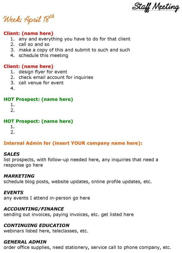 Agenda Template Doc Skylogic Meeting Format Word Agenda : Masir