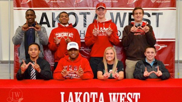 Lakota West National Letter of Intent Signing Day (Photos ...