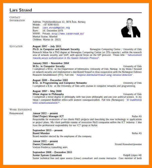 7+ curriculum vitae latex   addressing letter