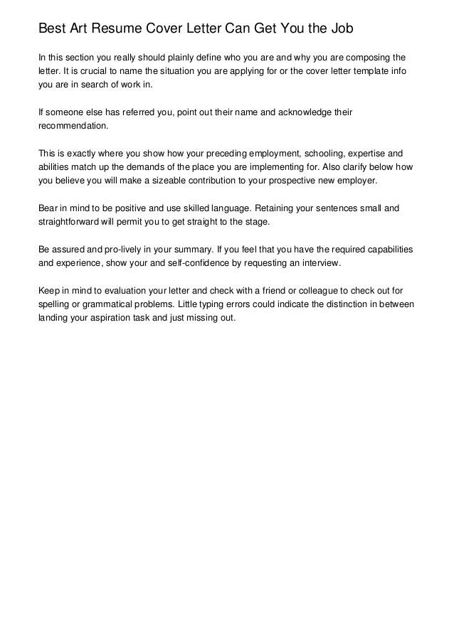 cover letter referred by employee sample - Cover Letter Referred By Employee