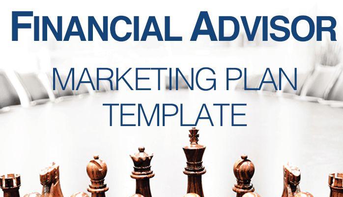 Financial Advisor Marketing Plan Template   Kirk Lowe   Pulse ...