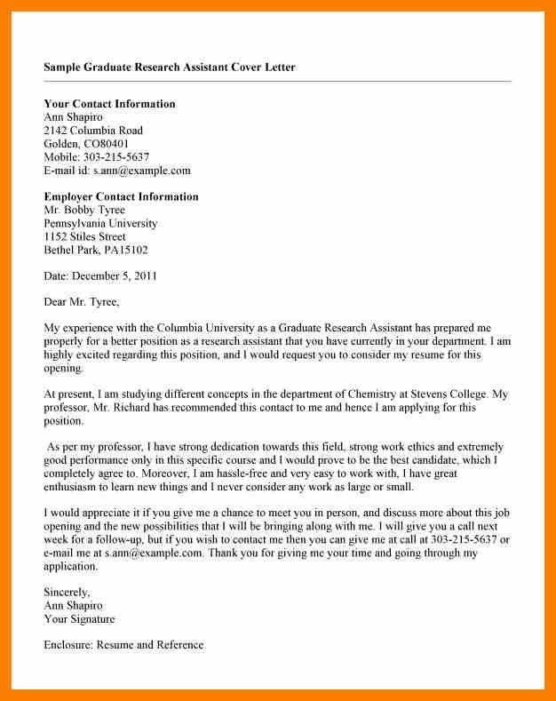 12+ cover letter for graduate assistantship   hostess resume