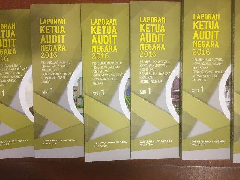 A-G report: Private company yet to refund university RM2.49m in ...