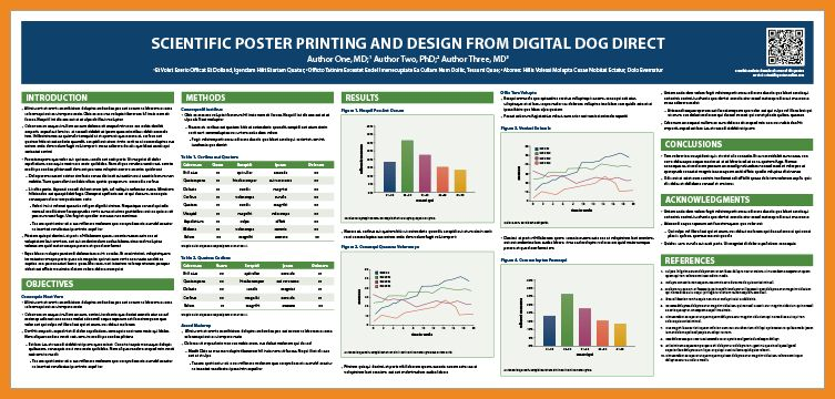 scientific poster template | art resume examples