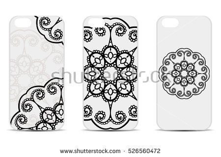 Blank Phone Vector Cases - Download Free Vector Art, Stock ...