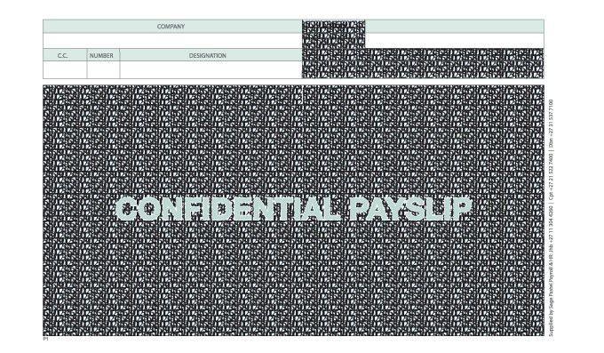 Online Payslip Template [Nfgaccountability.com ]