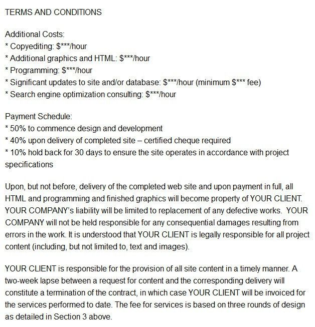 programmer contract template | Mytemplate.co