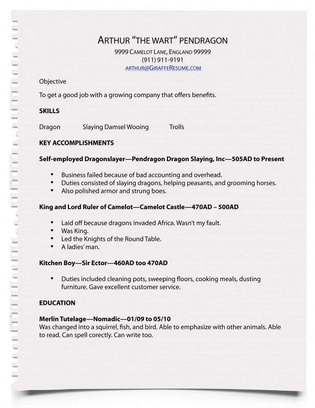 how to make resume for first job with example community service ...