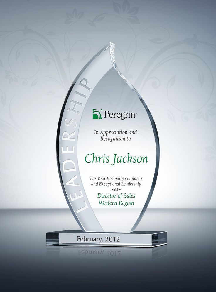 132 best Employee Recognition Awards images on Pinterest ...