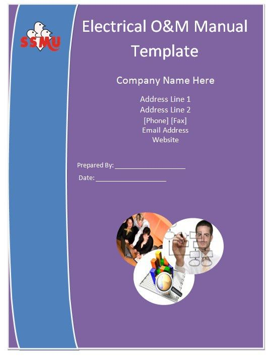 Manual Templates - Free Manual Templates & Designs