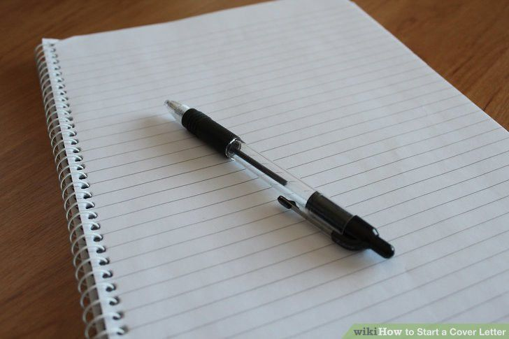 4 Ways to Start a Cover Letter - wikiHow
