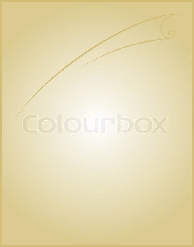 Old blank paper script. Paper background. | Stock Vector | Colourbox