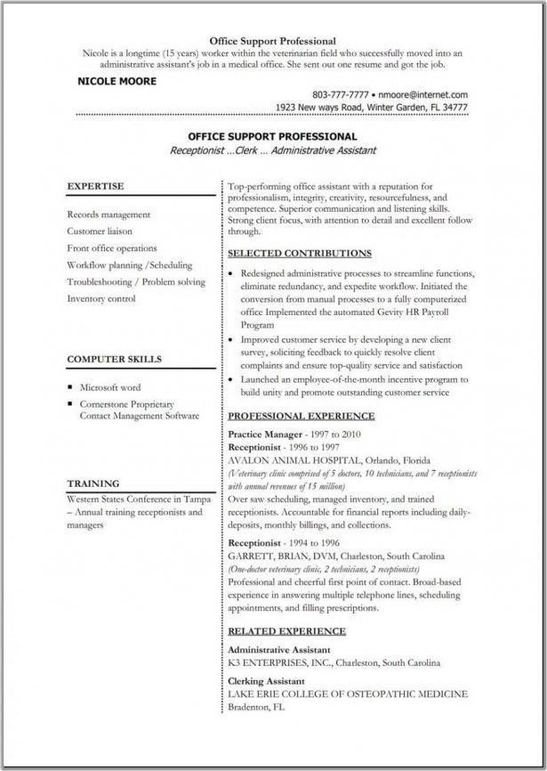 resume objective writing how to write a career objective on a